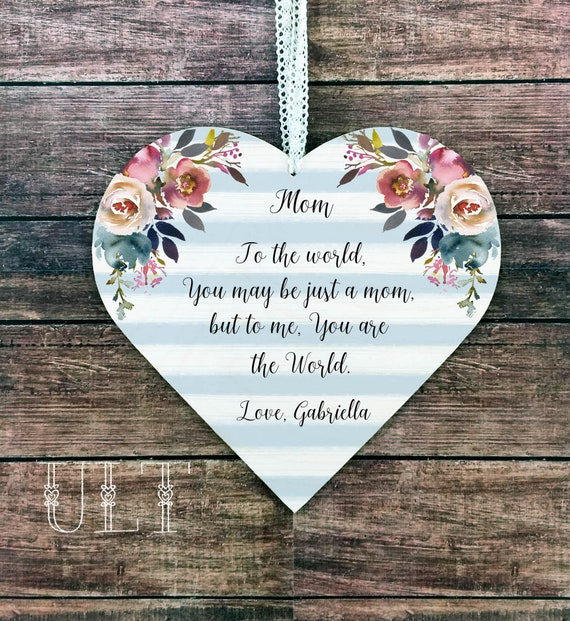 Mom Christmas Gift For Personalized From
