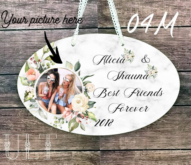 Best Friend Gift Personalized Birthday For
