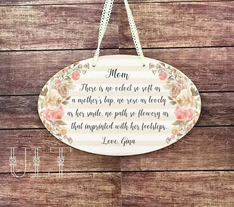 Mom Gift For Christmas Personalized Birthday