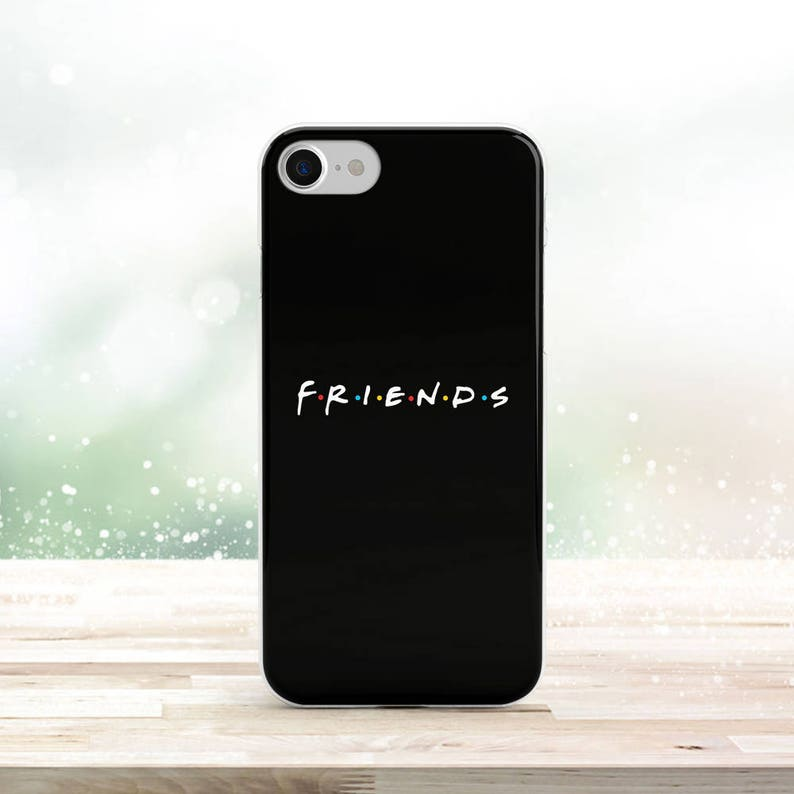friends tv iphone 8 plus case