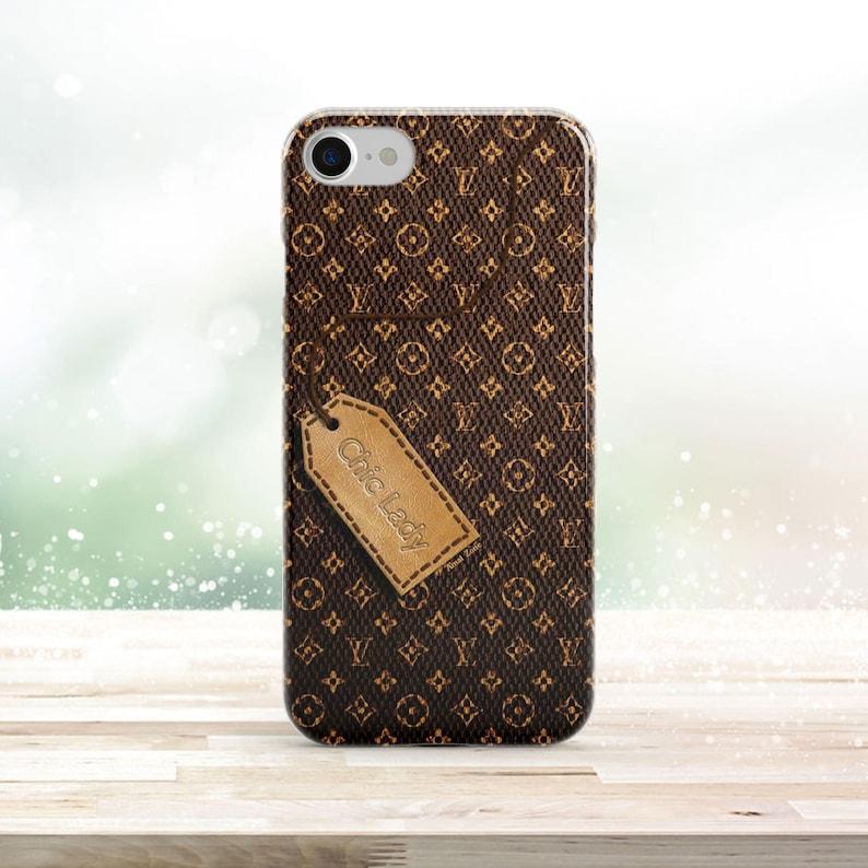iphone 7 case inspired louis vuitton case iphone 7 plus case etsy