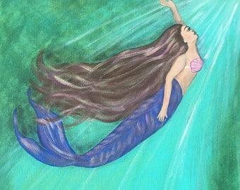 Kate's mermaid
