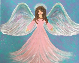 Kate's angel of peace