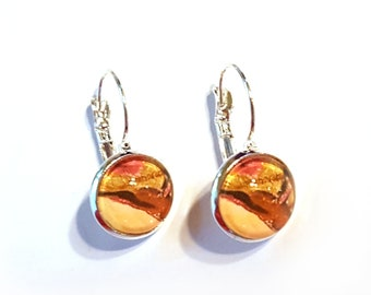 Choose Your Own Adventure Earrings! by Artfully Cassi