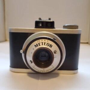 Industrial Camera Retro Design Photo Prop Camera Collection Vintage Meteor CAMERA 1940/'s Photography