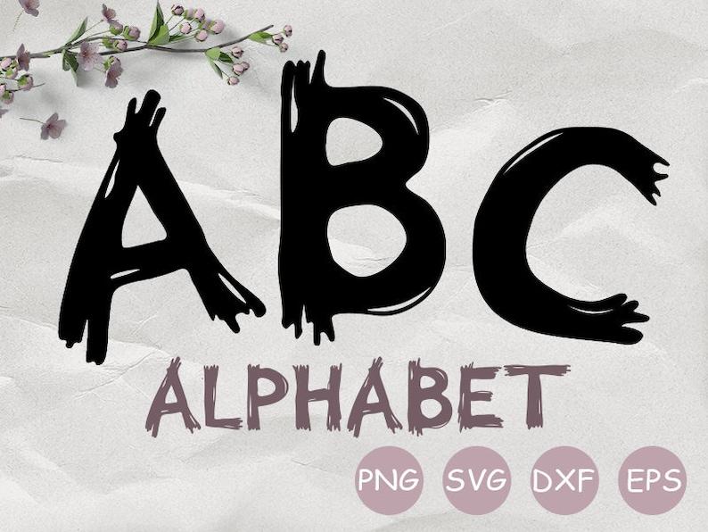 Font SVG, Alphabet SVG, circuit font, handwritten font, digital font,  halloween font, cricut font, bold font, cut files, instant download