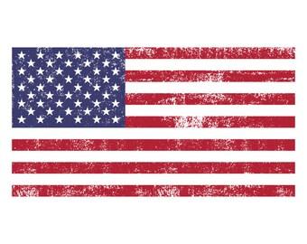 SALE% American flag grunge svg, US flag svg, USA flag svg, scratched flag svg, America avg, distressed svg, American flag svg, png