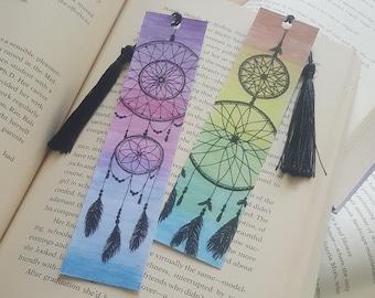 Beautiful Handmade Dreamcatcher Bookmark