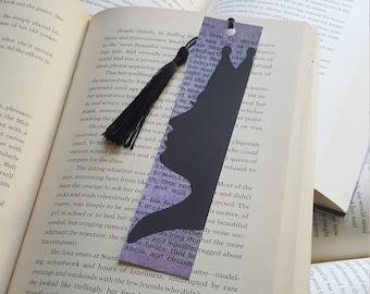 Beautiful Handmade Queen Bookmark
