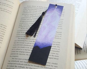 Beautiful Handmade Lightning Bookmark
