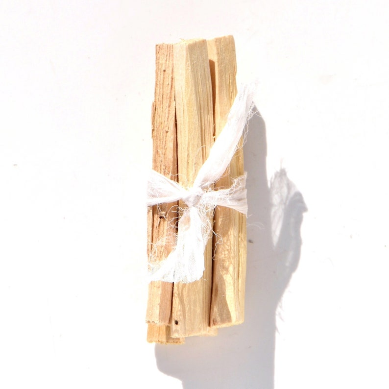 Palo Santo Sticks  Holy Wood Bundle  Incense  Space Cleanse image 0