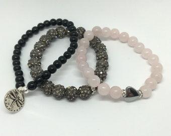 Stack of 3 Bracelets