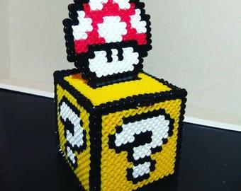Piggy Bank/box Mario Bros Hama