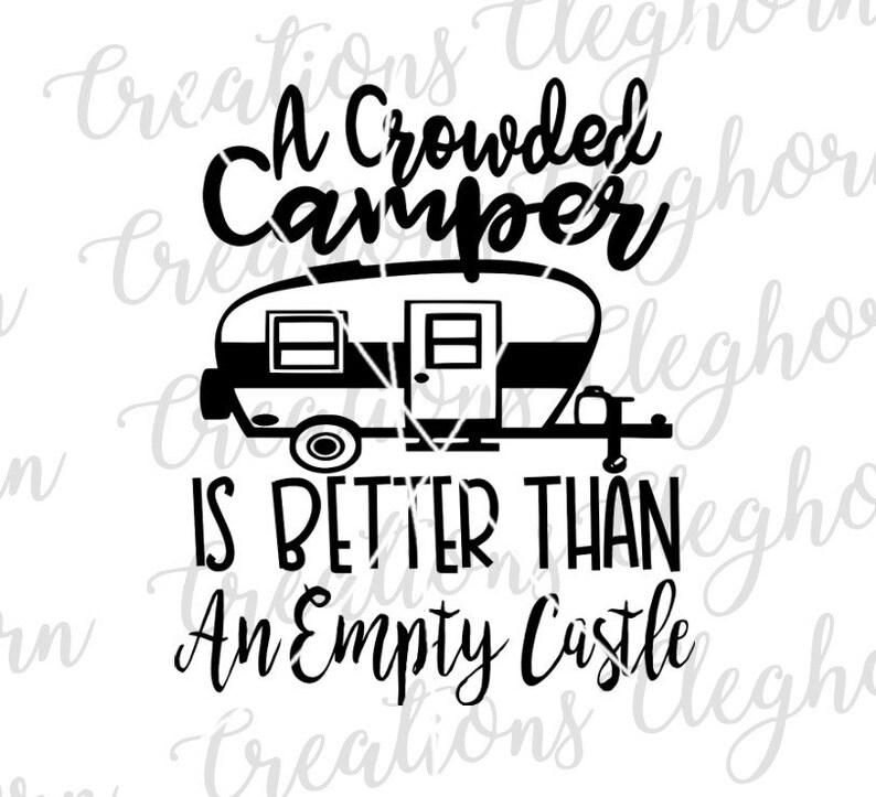 Travel Camper Trailer