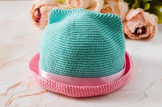 Toddler Infant Baby Outdoor Bucket Hats Summer Sun Beach Bonnet Beanie Cap LJ
