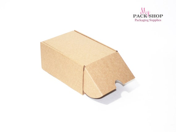 25 4x4x6 Corrugated Boxes Shipping Packing Cardboard Cartons
