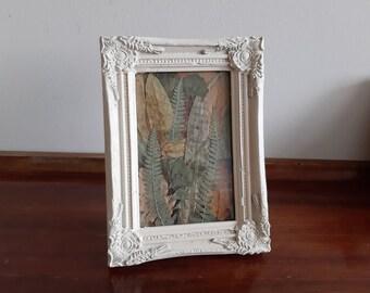 Loving Nature - framed collage