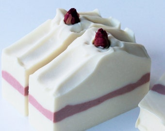 Rosy Posy Soap