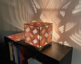 Shadow Lamp - Wave