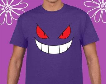 e279d554f79e8 Gengar ghost pokemon Men's T-shirt