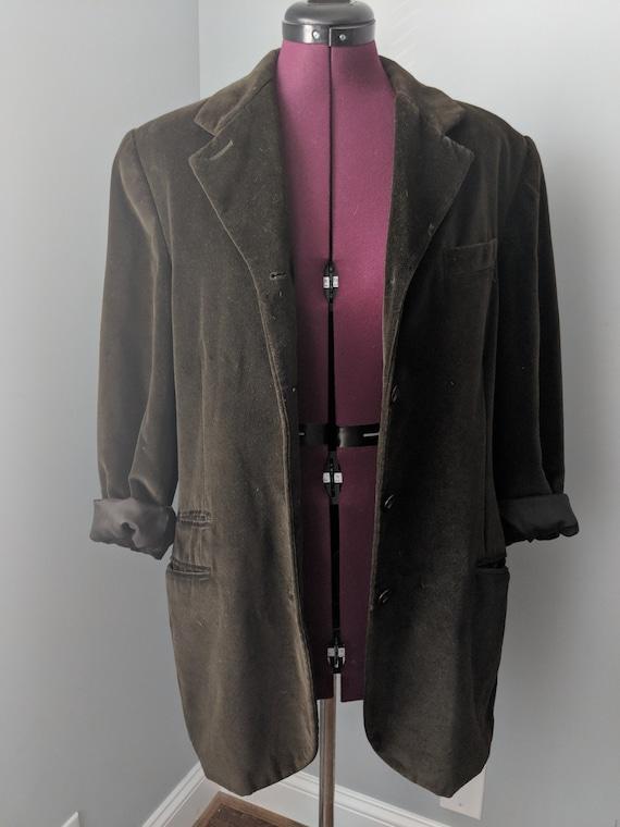 Dark brown Vintage Lord & Taylor blazer