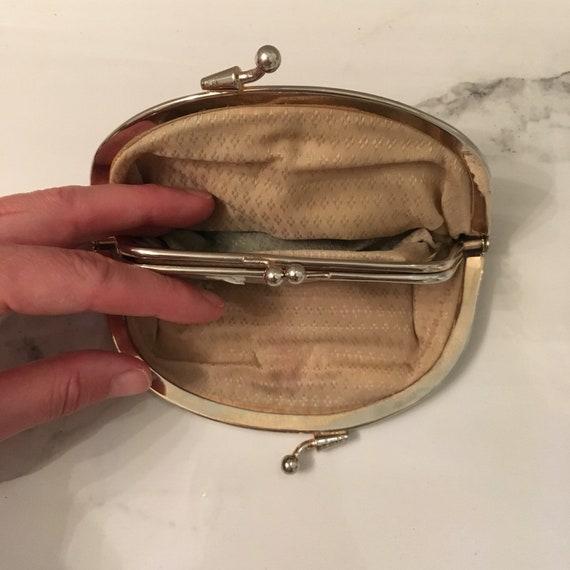 EEL skin clutch & coin purse - image 9