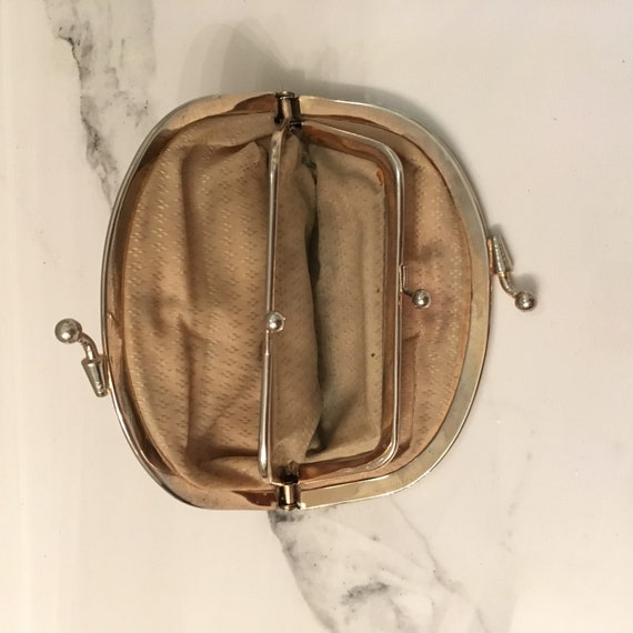 EEL skin clutch & coin purse - image 8