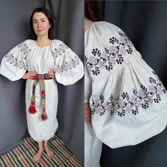 Vintage outfits!! Vyshyvanka vintage Embroidered s