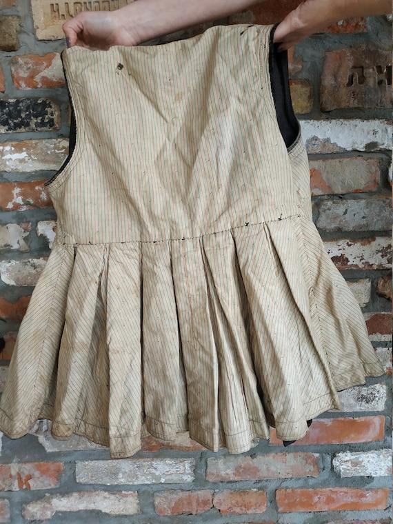 Vest Ukrainian vest Vintage vest Antique vest Fol… - image 2