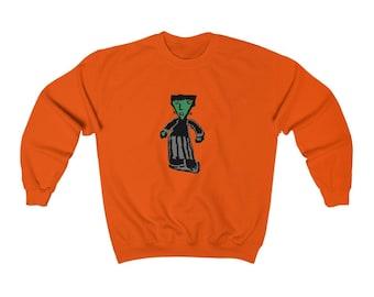 """Mempel Monsters """"Bobby's Monster 2021 Sweatshirt"""