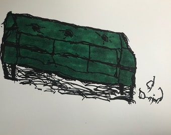 The  Green Couch