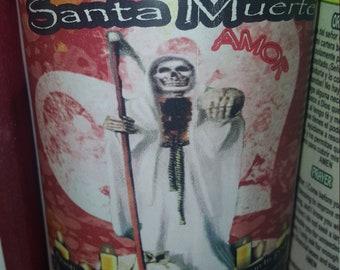 Santa muerte | Etsy