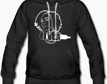 SheFlowz Be You sleeve Sweatshirt