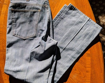 Vintage Levi jeans.
