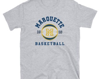 Marquette basketball | Etsy