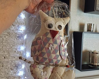 Lovely Owl - Hanging decoration