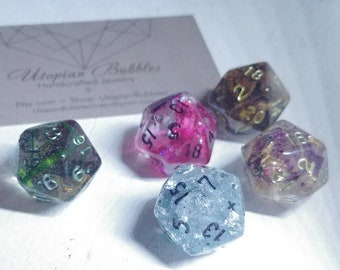 Specialty Twenty-Sided Die - D20