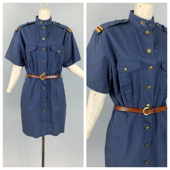 Vintage 90s Ralph Lauren Country dress   1990s Ral