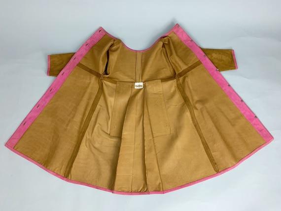 Vintage 60s Bonnie Cashin Sills suede dress | 196… - image 9