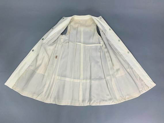 Vintage 60s Bonnie Cashin Sills leather dress   1… - image 9