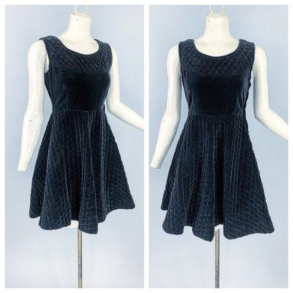 Vintage 50s sportswear skater dress | 1940s 1950s