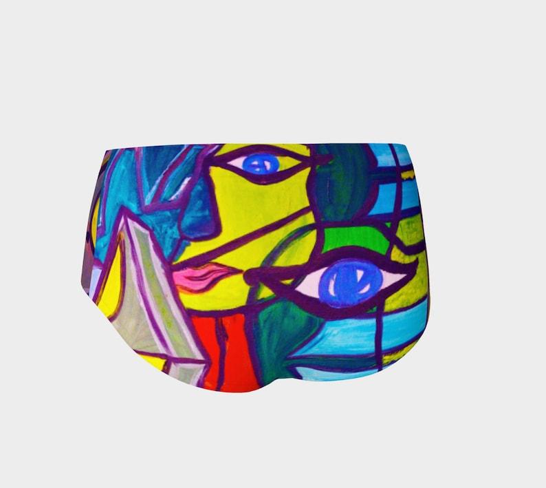 ArtzOnMe Mini Shorts