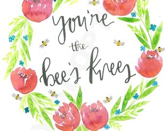 The bee's knees digital download