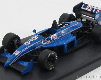 Kit no Built Ligier JS 31 Judd 1/43 scale Cp model