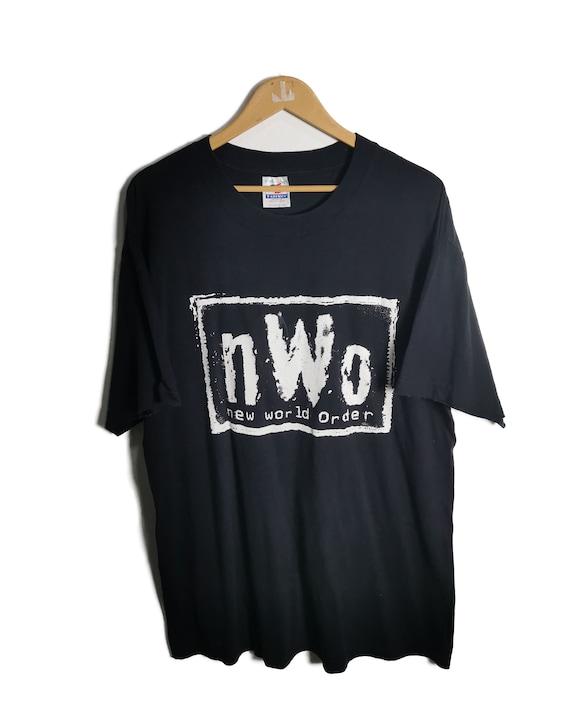 Vintage NWO New World Order T shirt