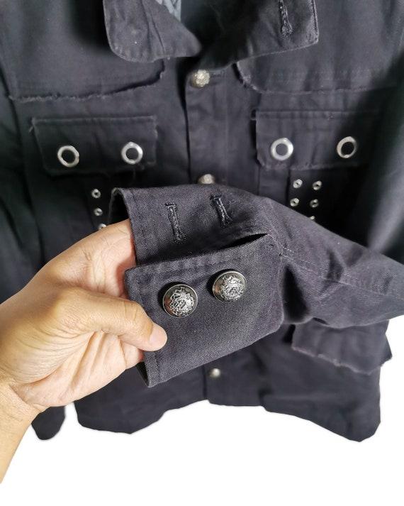 No Future Seditionaries Punk Gothic Jacket - image 7
