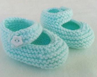 Knitted Girls Shoes