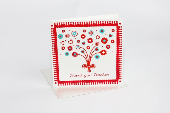 Thank you card teacher card thank you cards thank you gifts etsy thank you card teacher card thank you cards thank you gifts thank you teacher gift for teacher thanks greeting cards lecturer bk22 m4hsunfo