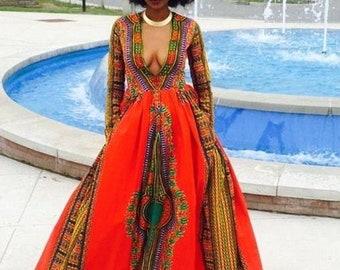 African Evening Dresses Short 2014
