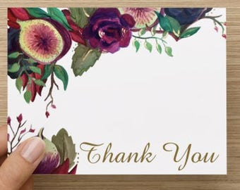 Figs Notecards